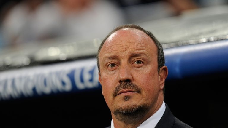 Where did it go wrong for Rafa Benitez at Real Madrid?