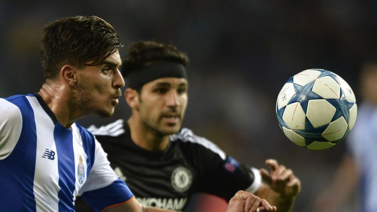 Neves recently played against Chelsea in the Champions League