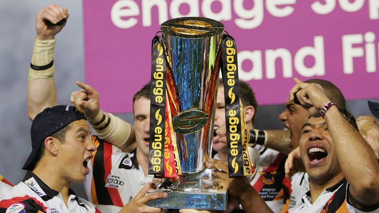 Bradford were regular Super League champions last decade