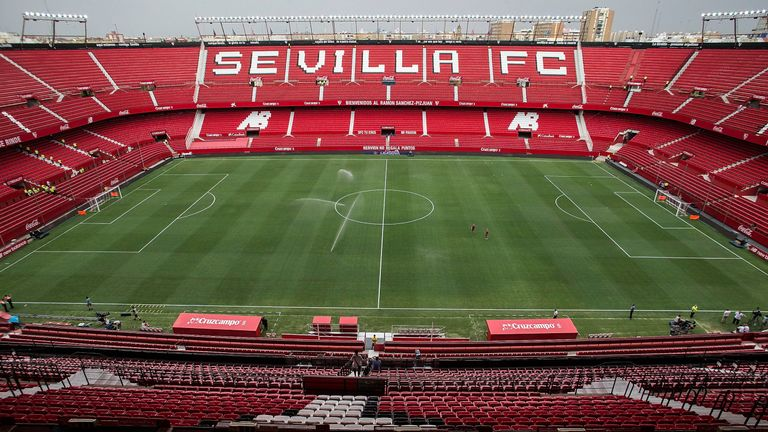 United fans could have to pay £133 to watch their Champions League clash with Sevilla