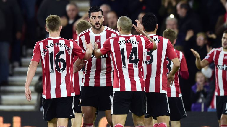 Southampton are tipped to come out on top in Sunday's south-coast derby