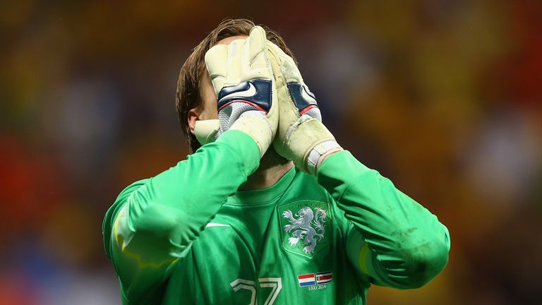Tim Krul won't play again this season after he was hurt on international duty
