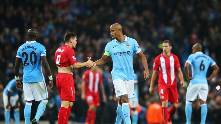 Vincent Kompany has been sidelined since Boxing Day but is now close to a return