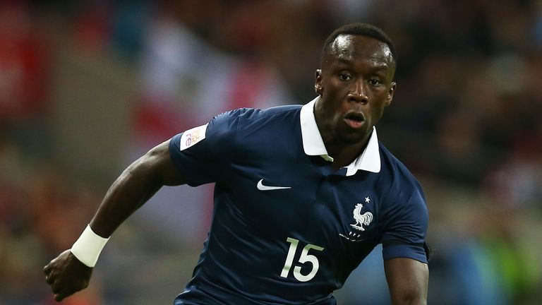 Bacary Sagna will hope to play a key role for Euro 2016 favourites France