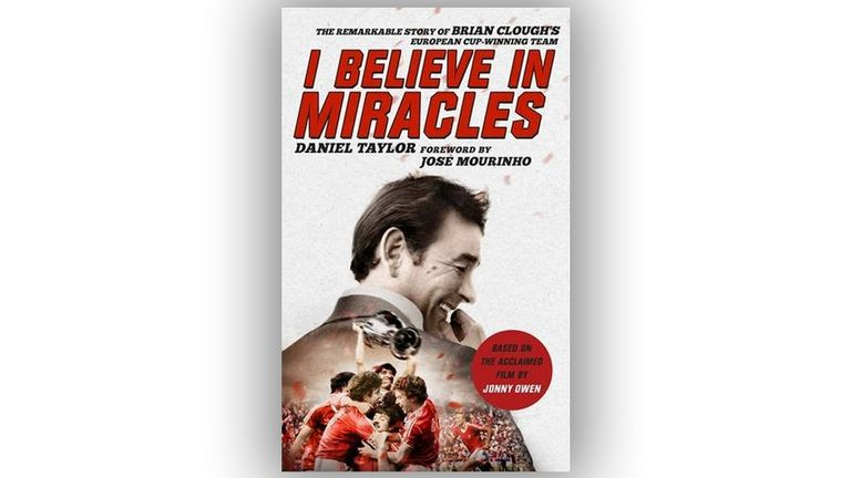 'I Believe In Miracles' is a book to accompany Jonny Owen's acclaimed film