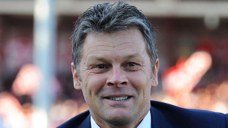 Steve Cotterill was sacked as Bristol City boss