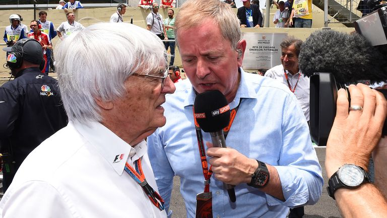 'You still have to get up very early in the morning to outsmart Bernie', says Martin