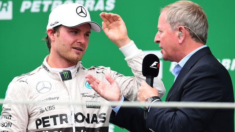 Nico Rosberg has beaten Lewis Hamilton in each of the last two races