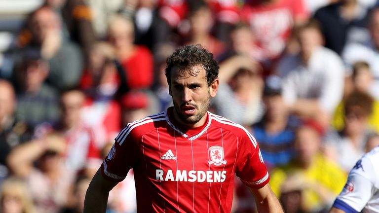 Cristhian Stuani has been charged by the FA