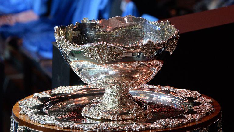 Davis Cup trophy