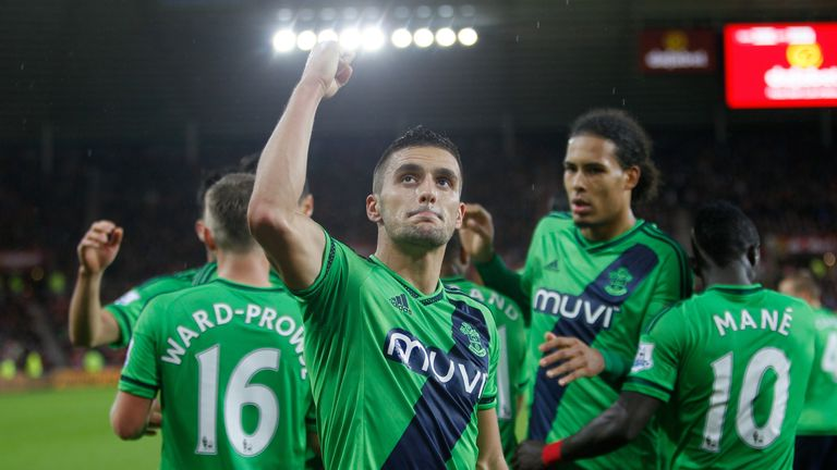92043e0514 Dusan Tadic's future at Southampton has been the subject of speculation in  recent months