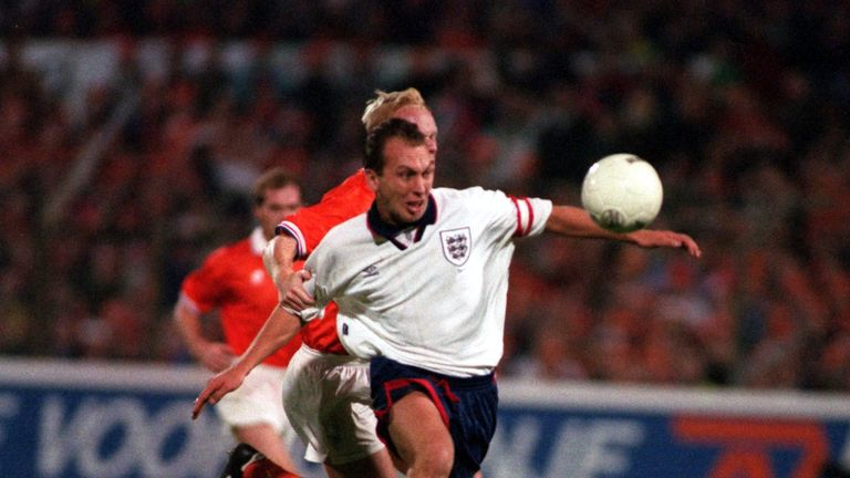 Neil Custis suggested the likes of David Platt, Gary Lineker and Alan Shearer are bigger England greats than Rooney