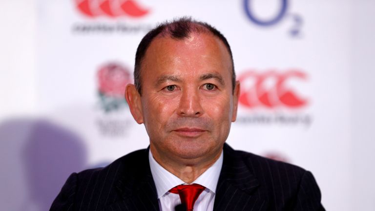info for vast selection detailed images England coach Eddie Jones plans Chris Robshaw talks | Rugby ...