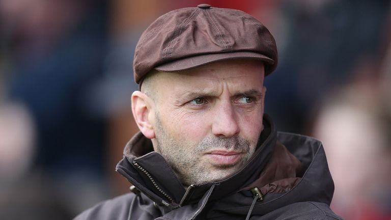 Paul Tisdale is on Fulham's shortlist