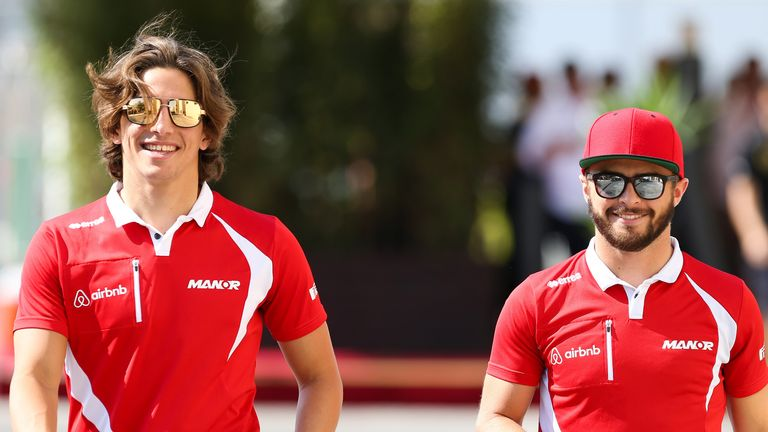 Stevens has had the edge on Roberto Merhi in qualifying