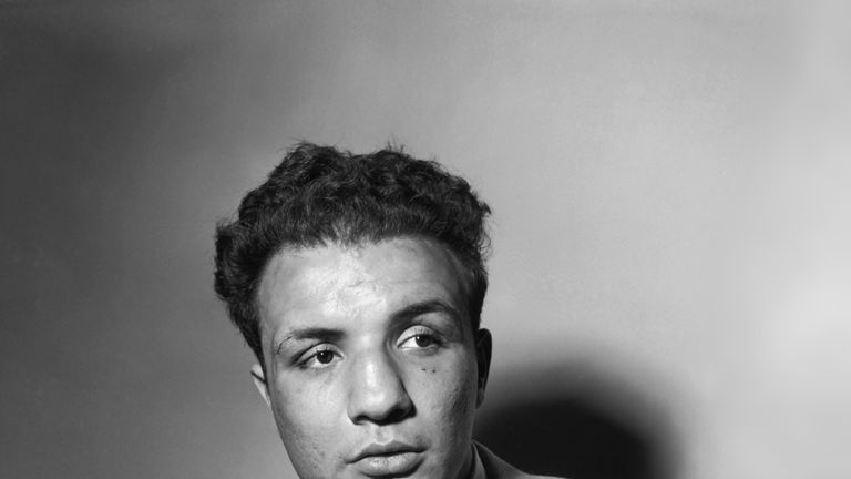 Jake LaMotta is one of Fury's favourite ever fighters