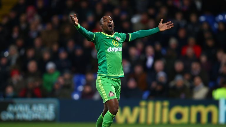 Jermain Defoe earned Sunderland a vital three points