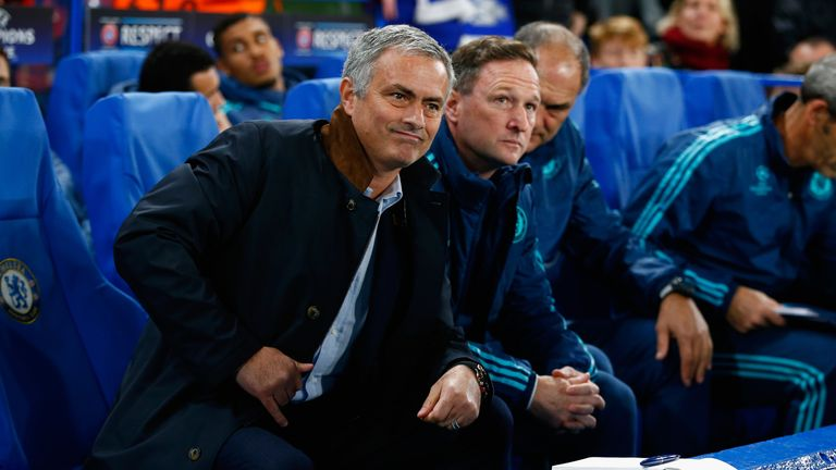 Jose Mourinho will not be present at the Britannia Stadium on Saturday evening