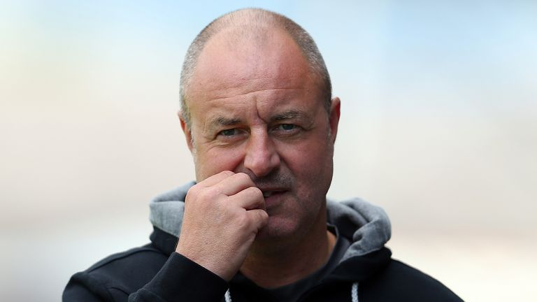 Rochdale boss Keith Hill is also in the running for the award