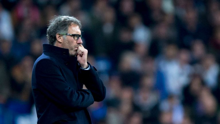 Blanc admitted the Argentine did not travel with the squad to Marseille at the weekend