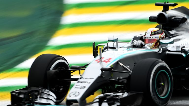 Lewis Hamilton: Fastest in final practice