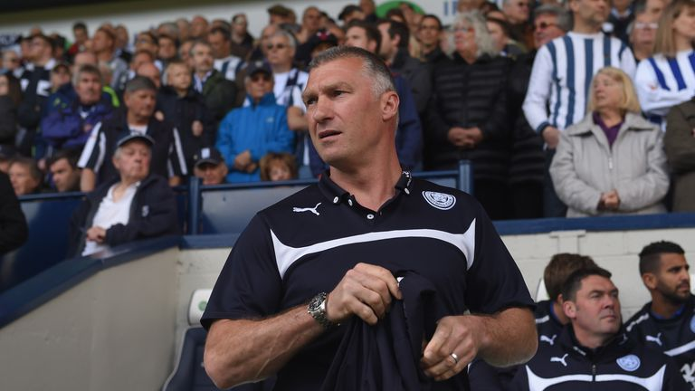 Nigel Pearson had been on the shortlist for Fulham