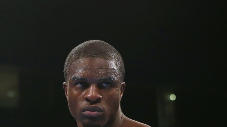 Ohara Davies could lift his first pro title