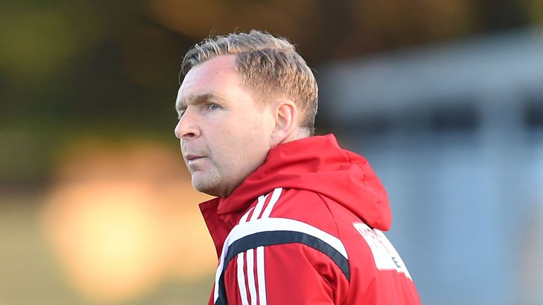 Peter Grant has been taking the Fulham first team since Kit Symons was sacked on Nov 8