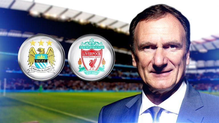 Soccer Saturday pundit Phil Thompson picks his combined Man City-Liverpool XI