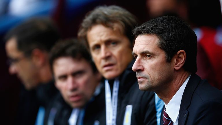 Remi Garde's Villa host Watford on Saturday in what Merse describes as one of their biggest games in years