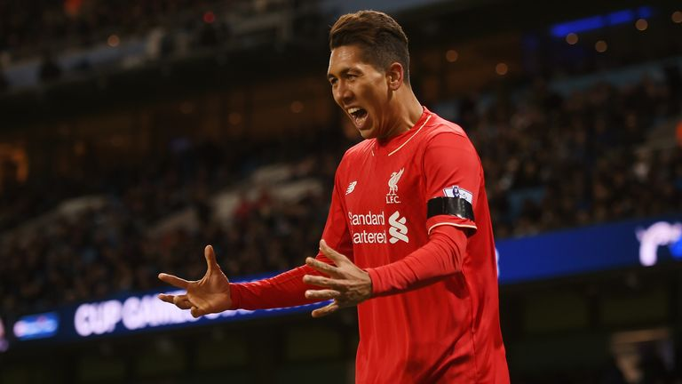 Roberto Firmino has become a key player for Jurgen Klopp at Liverpool