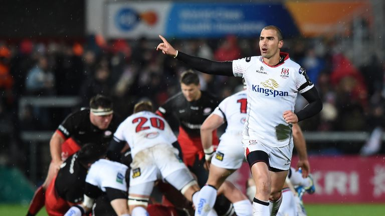 Ruan Pienaar produced a clever display against Toulouse