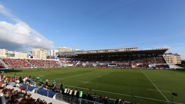 The Stade Felix Mayol has held some memorable European matches over the years