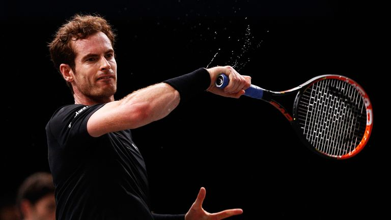 Andy Murray hopes to lead Great Britain to a first Davis Cup triumph in 79 years