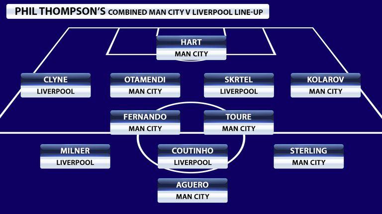 Thommo's Man City-Liverpool XI