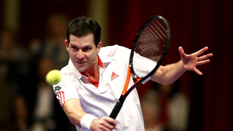 Tim Henman will not be in Ghent this week