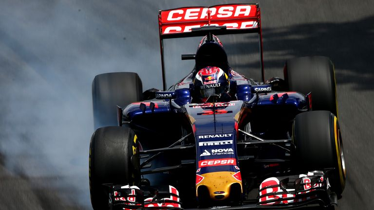 Aged just 18, Verstappen is already being talked of as a future world champion