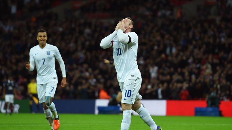 Wayne Rooney will be a key player for England, according to Henry
