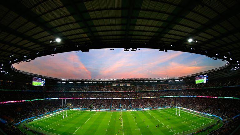Image result for twickenham stadium crowds