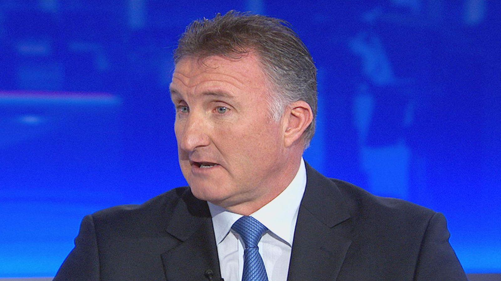 Alan McInally: 'Joke' for Matt Hancock to ask for Premier League players' pay cut