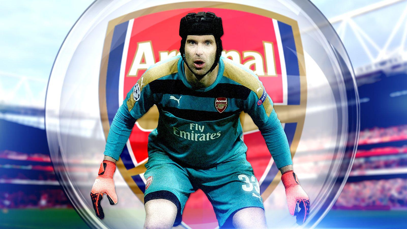 Petr Cech Breaks Premier League Clean Sheet Record In