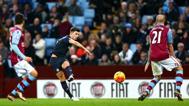 Cresswell has enjoyed a superb second season in the Premier League