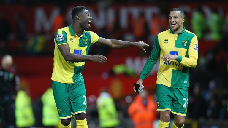Norwich City will aim to build on their win over Manchester United