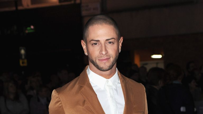 Eubank's fellow contestant Brian Friedman accused him of 'sexism'