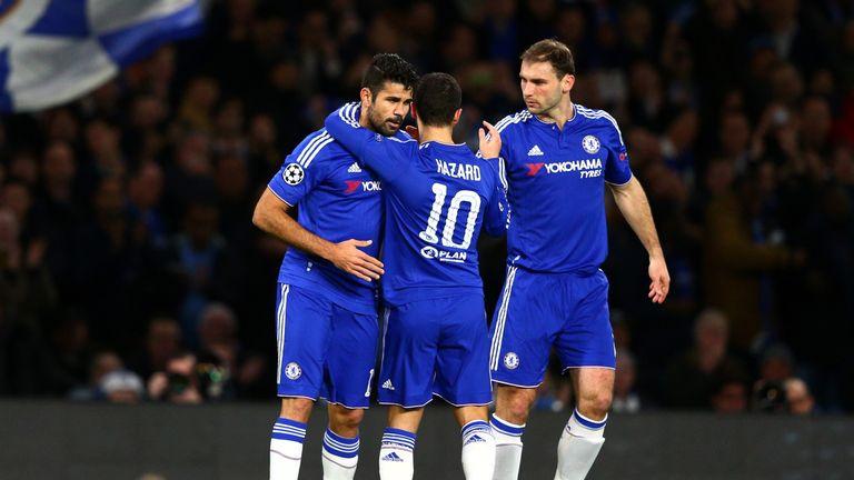 Charlie says Eden Hazard will break his duck against Leicester
