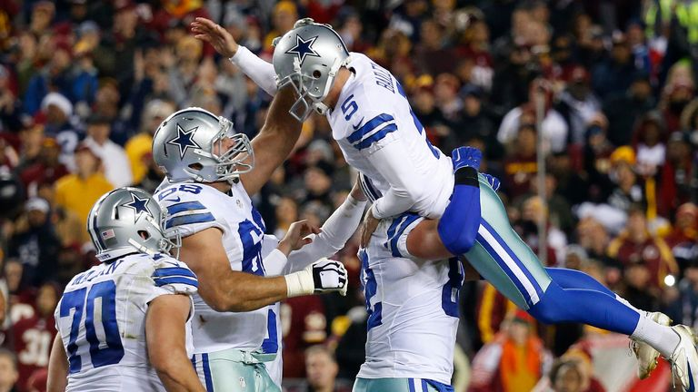 Forbes value the Dallas Cowboys at $4bn
