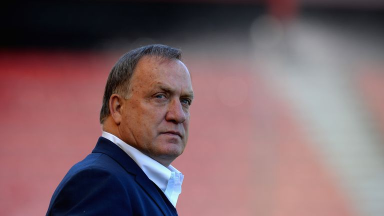 Dick Advocaat has been appointed as Netherlands assistant