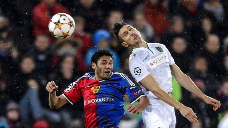 Mohamed Elneny is considered a battling defensive-midfielder