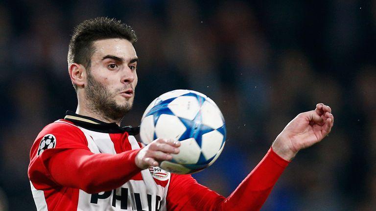 PSV's Gaston Pereiro