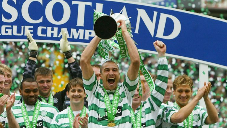 Larsson had a hugely successful playing career, winning trophies at Celtic, Manchester United and Barcelona
